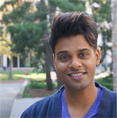 New contributor Arun Sethuraman