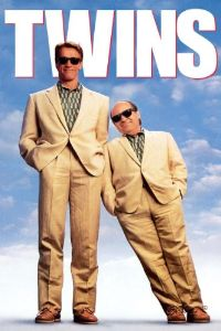 Arnold Schwarzenegger and Danny Devito starred in the 1988 movie Twins. Photo from Wikipedia