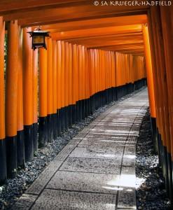 Fushimi Inari-taisha in Kyoto
