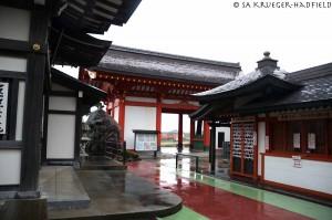 Mangan-ji Temple in Choshi