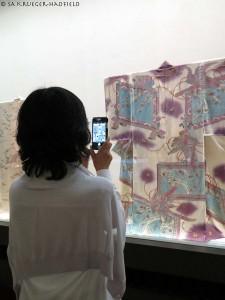 Kimono in the Tokyo National Museum