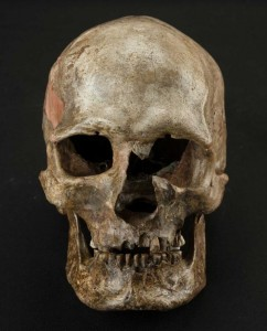 Dolne Vestonice burial 16, South Moravia, Czech Republic (Credit: Martin Frouz)