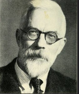 R. A. Fisher. Wikimedia Commons/Flickr Commons