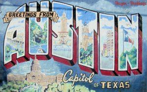 Austin, here we (evolutionary biologists) come!